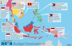 Budget diving hostpots underwaterasia info