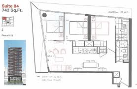 One Canada Square Floor Plan Toronto U0027s Shrinking Condos Built For Families Perfect For