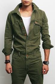 mens one jumpsuit pin by on post apocalyptic style and s
