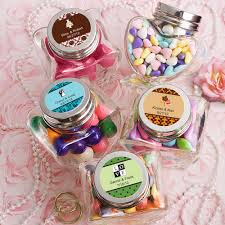 heart shaped candy design your own heart shaped glass candy jar favors