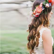 wedding hair flowers bohemian wedding flower headband bridal headpiece bridal