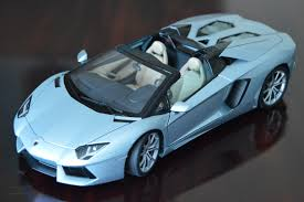 cars lamborghini blue 2013 lamborghini aventador lp700 4 roadster model cars hobbydb