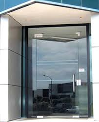 All Glass Exterior Doors Commercial Glass Entry Doors With Aluminum Frames