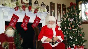download wallpaper 3840x2160 santa claus christmas tree
