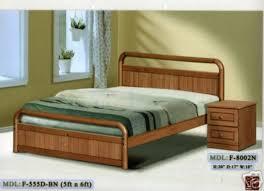 Queen Wood Bed Frame U2013 solid wood bed wood bed frame modern bedroom decor beds bedroom