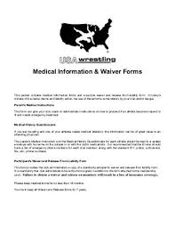 beautiful waiver templates pictures resume samples u0026 writing