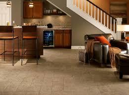 Vinyl Flooring Options Sensational Design Ideas Vinyl Flooring Basement Simple Basement