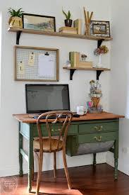 vintage modern home office reveal 100 room challenge refresh