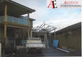 Steel Pergola Plans by Gable Roof Steel Pergola In Victoria