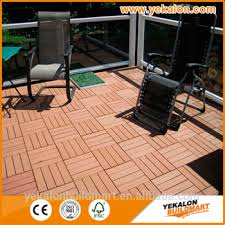 best choice water resistant wood balcony flooring waterproof