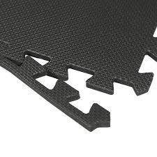 Norsk Interlocking Floor Mats by Clevr 96 Sqft Eva Interlocking Foam Mat Floor Exercise Gym