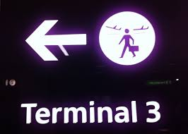 Heathrow Terminal 3 Information Desk London Heathrow How To Change Terminals In 30 Minutes