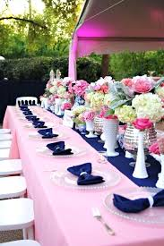 Wedding Cake Near Me Traditional Wedding Table Decorations Navy And Pink Wedding