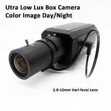 sony low light camera analog 700tvlines high resolution 2 8 12mm varifocal lens super low