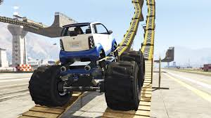 monster trucks video clips panto monster truck u0026 more gta 5 mods youtube