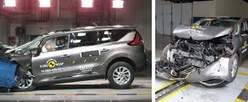 resultat crash test siege auto nouvel espace 5 étoiles aux crash tests actualité ufc que choisir