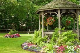 Backyard Garden Designs And Ideas 22 Beautiful Garden Design Ideas Wooden Pergolas And Gazebos
