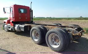 kenworth chassis 1989 kenworth t600 truck chassis item l6878 sold septem