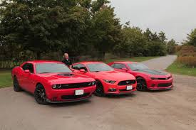 dodge challenger vs ford mustang 2015 ford mustang vs 2015 chevy camaro ss vs 2015 dodge challenger