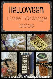 Cute Halloween Gift Ideas by Best 25 Halloween Care Packages Ideas On Pinterest I Care