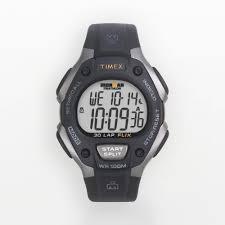 men u0027s ironman triathlon digital chronograph watch t5e9019j