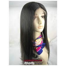 light in the box wig reviews brazilian virgin human hair natural color silk straight glueless