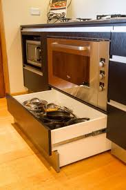integrated kickboard drawer drawer under oven white kitchen www