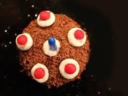portal cake cupcakes quake n bake