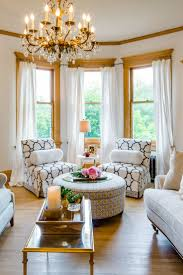 curtains small bay window curtain ideas decor treatments for