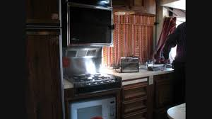 1980 u0027s motor home interior renovation youtube