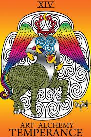tattoo tarot project u2014 luckyfish inc and tattoo santa barbara