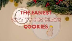 to decorate two ingredient easy cookie decorating icing kitchn