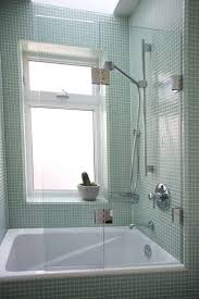 best 25 tub shower doors ideas on pinterest glass bathtub door