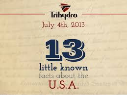 13 known facts about the u s a
