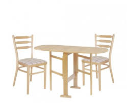 Orchid Gateleg Dining Table Only - Gateleg kitchen table