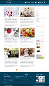 power bootstrap blog layout design by designcollection codecanyon