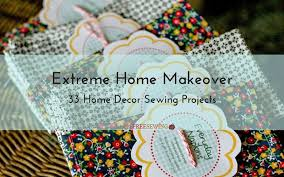 Home Decorating Sewing Projects Decor Archives Seams And Scissors
