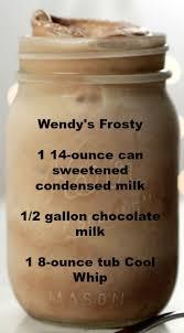 best 25 wendy u0027s frosty ingredients ideas on pinterest wendy u0027s