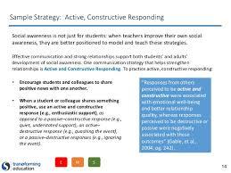 social awareness presentation