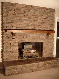 fireplace hearth stone ideas 123 nice decorating with stone