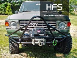 toyota land cruiser bumper fj60 bumper roundup everything fj60