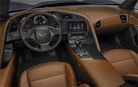 corvette stingray 2014 interior 2014 chevrolet corvette stingray motorweek