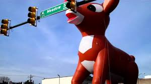 rudolph balloon christmas parade tragedy youtube