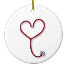 stethoscope ornaments keepsake ornaments zazzle