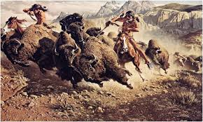 how native people used every part of an animal for survival off