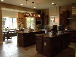 Kitchen Island Eating Area Arizona Kitchen U0026 Great Room Tour Coastal Hues