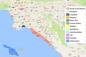 los angeles suburbs map how to find the best place to stay in los angeles