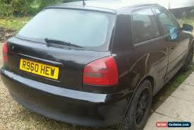 audi a3 1998 for sale 1998 audi a3 1 8t sport for sale in united kingdom