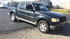 Ford Explorer Towing Capacity - used 2001 ford explorer sport trac for sale alliance oh