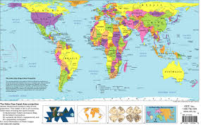 Mercator Map Definition Hobo Dyer Projection Odt